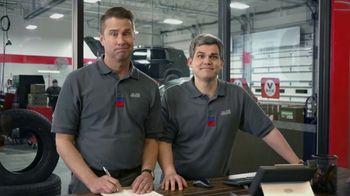 Tire Kingdom TV Spot, 'Two Advisors: Ugh: Continental: $100 Rebate + $100' - Thumbnail 4