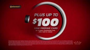 Tire Kingdom TV Spot, 'Two Advisors: Ugh: Continental: $100 Rebate + $100' - Thumbnail 8