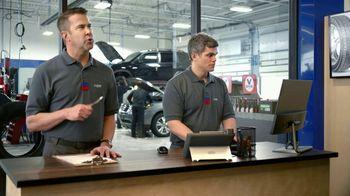 National Tire & Battery TV Spot, 'Two Advisors: Loophole: Continental: $100 Rebate + $100' - Thumbnail 2