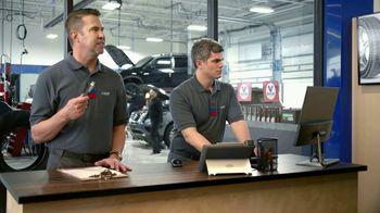 National Tire & Battery TV Spot, 'Two Advisors: Loophole: Continental: $100 Rebate + $100' - Thumbnail 3