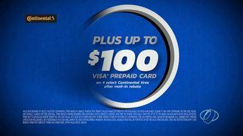 National Tire & Battery TV Spot, 'Two Advisors: Loophole: Continental: $100 Rebate + $100' - Thumbnail 8