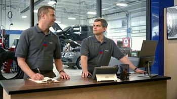 National Tire & Battery TV Spot, 'Two Advisors: Loophole: Continental: $100 Rebate + $100' - Thumbnail 9