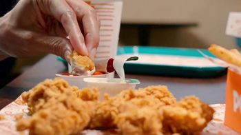 Popeyes Chicken Nuggets TV Spot, 'We Come in Piece: $3.99'