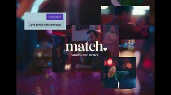 Match.com TV Spot, 'Adults Date Better: Umbrella' - Thumbnail 9