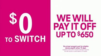 T-Mobile Magenta Max TV Spot, 'Zero Costs to Switch and We'll Pay Off Your Phone' - Thumbnail 9