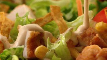 Zaxby's Southwest Zalad TV Spot, 'Cravings and Rewards'