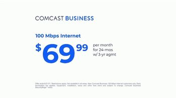 Comcast Business TV Spot, 'Ready for the Day: $650 Prepaid Card' - Thumbnail 6