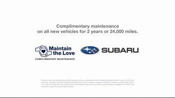 Subaru TV Spot, 'Shopping' [T1] - Thumbnail 10