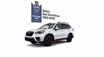 Subaru TV Spot, 'Shopping' [T1] - Thumbnail 8