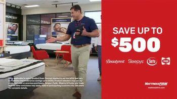 Mattress Firm Best Labor Day Sale Ever TV Spot, 'Hot Buys: Put an End to Junk Sleep' - Thumbnail 3
