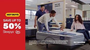 Mattress Firm Best Labor Day Sale Ever TV Spot, 'Hot Buys: Put an End to Junk Sleep' - Thumbnail 6
