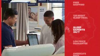 Mattress Firm Best Labor Day Sale Ever TV Spot, 'Hot Buys: Put an End to Junk Sleep' - Thumbnail 7
