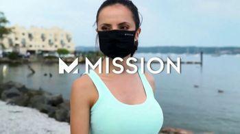 Mission Adjustable Sports Mask TV Spot, 'Doing More Comfortably'