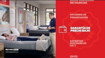 Mattress Firm Venta Actualiza y Ahorra TV Spot, '50% de descuento' [Spanish] - Thumbnail 9