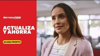 Mattress Firm Venta Actualiza y Ahorra TV Spot, '50% de descuento' [Spanish] - Thumbnail 2