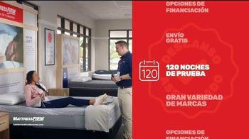 Mattress Firm Venta Actualiza y Ahorra TV Spot, '50% de descuento' [Spanish] - Thumbnail 8