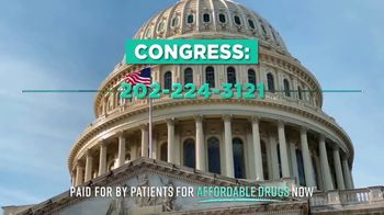 Patients for Affordable Drugs Now TV Spot, 'Let Medicare Negotiate Lower Drug Prices' - Thumbnail 10