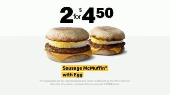 McDonald's TV Spot, 'My Morning Starts Now: McCafé and Breakfast Sandwiches' - Thumbnail 10