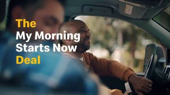 McDonald's TV Spot, 'My Morning Starts Now: McCafé and Breakfast Sandwiches' - Thumbnail 7