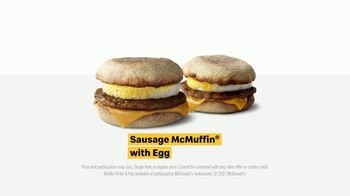 McDonald's TV Spot, 'My Morning Starts Now: McCafé and Breakfast Sandwiches' - Thumbnail 9