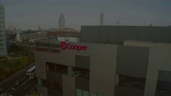MD Anderson Cancer Center TV Spot, 'Team' - Thumbnail 1