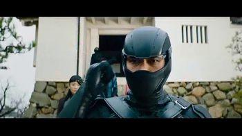 Snake Eyes: G.I. Joe Origins Home Entertainment TV Spot