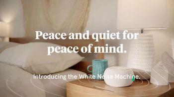 Tuft & Needle White Noise Machine TV Spot, 'Peace and Quiet' - Thumbnail 8