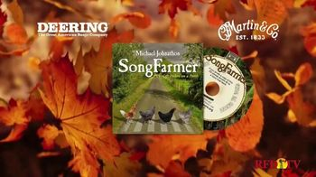 Deering Banjo Company TV Spot, 'Michael Johnathon: Song Farmer'