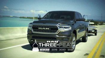 Ram Trucks Truck Month TV Spot, 'Get Great Deals' Song by Chris Stapleton [T2]