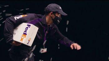 FedEx TV Spot, 'The Shipathon' Song by 7kingZ - Thumbnail 7