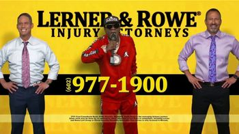 Lerner and Rowe Injury Attorneys TV Spot, 'Control' Featuring Flavor Flav - Thumbnail 4