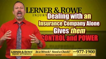 Lerner and Rowe Injury Attorneys TV Spot, 'Control' Featuring Flavor Flav - Thumbnail 2