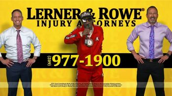 Lerner and Rowe Injury Attorneys TV Spot, 'Control' Featuring Flavor Flav - Thumbnail 3