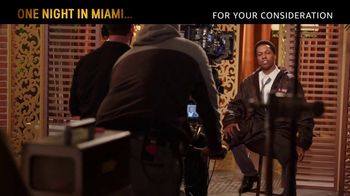Amazon Prime Video TV Spot, 'One Night in Miami' Song by Leslie Odom Jr. - Thumbnail 4