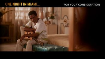 Amazon Prime Video TV Spot, 'One Night in Miami' Song by Leslie Odom Jr. - Thumbnail 6
