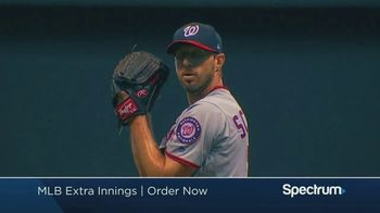 Spectrum MLB Extra Innings TV Spot, 'Up to 90 Games a Week'