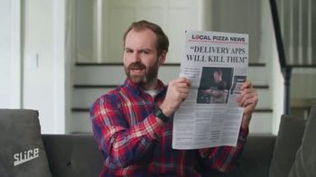 Slice TV Spot, 'It's Called Slice Rewards'