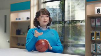 AT&T Wireless TV Spot, 'Security Threat: Mask' Featuring David Robinson - Thumbnail 1