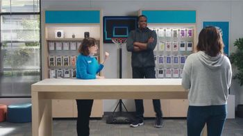 AT&T Wireless TV Spot, 'Security Threat: Mask' Featuring David Robinson - Thumbnail 4