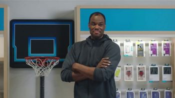 AT&T Wireless TV Spot, 'Security Threat: Mask' Featuring David Robinson
