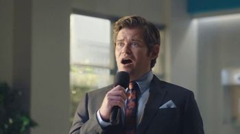 AT&T Wireless TV Spot, 'Announcer: Mask'