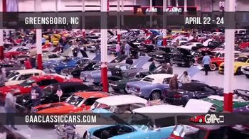 GAA Classic Cars TV Spot, '2021 Greensboro'