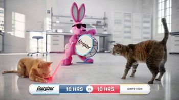 Energizer Ultimate Lithium TV Spot, 'Laser Pointers'