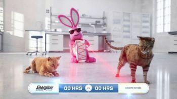Energizer Ultimate Lithium TV Spot, 'Laser Pointers' - Thumbnail 2