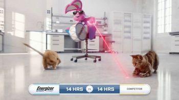 Energizer Ultimate Lithium TV Spot, 'Laser Pointers' - Thumbnail 4