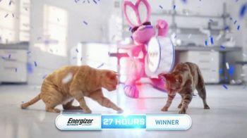 Energizer Ultimate Lithium TV Spot, 'Laser Pointers' - Thumbnail 8