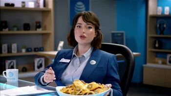 AT&T Wireless TV Spot, 'Lily Uncomplicates: Timeouts' - 2 commercial airings