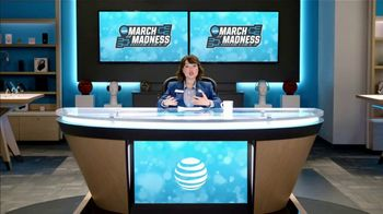 AT&T Wireless TV Spot, 'Lily Uncomplicates: In the Zone' - Thumbnail 4