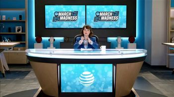 AT&T Wireless TV Spot, 'Lily Uncomplicates: In the Zone' - Thumbnail 6