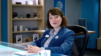 AT&T Wireless TV Spot, 'Lily Uncomplicates: In the Zone' - Thumbnail 7